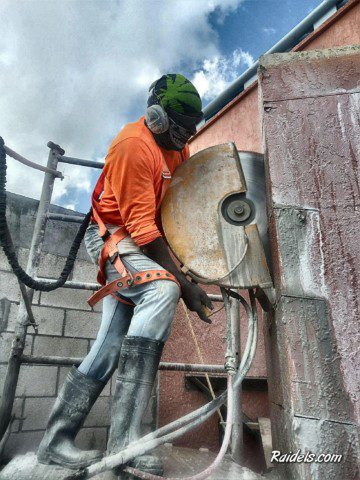 Cutting the Penthouse Walls