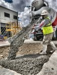 Cutting and Pouring Concrete