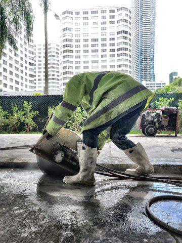 Wet Saw