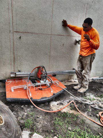 Track Sawing