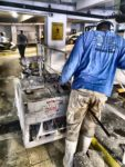 Cutting slab