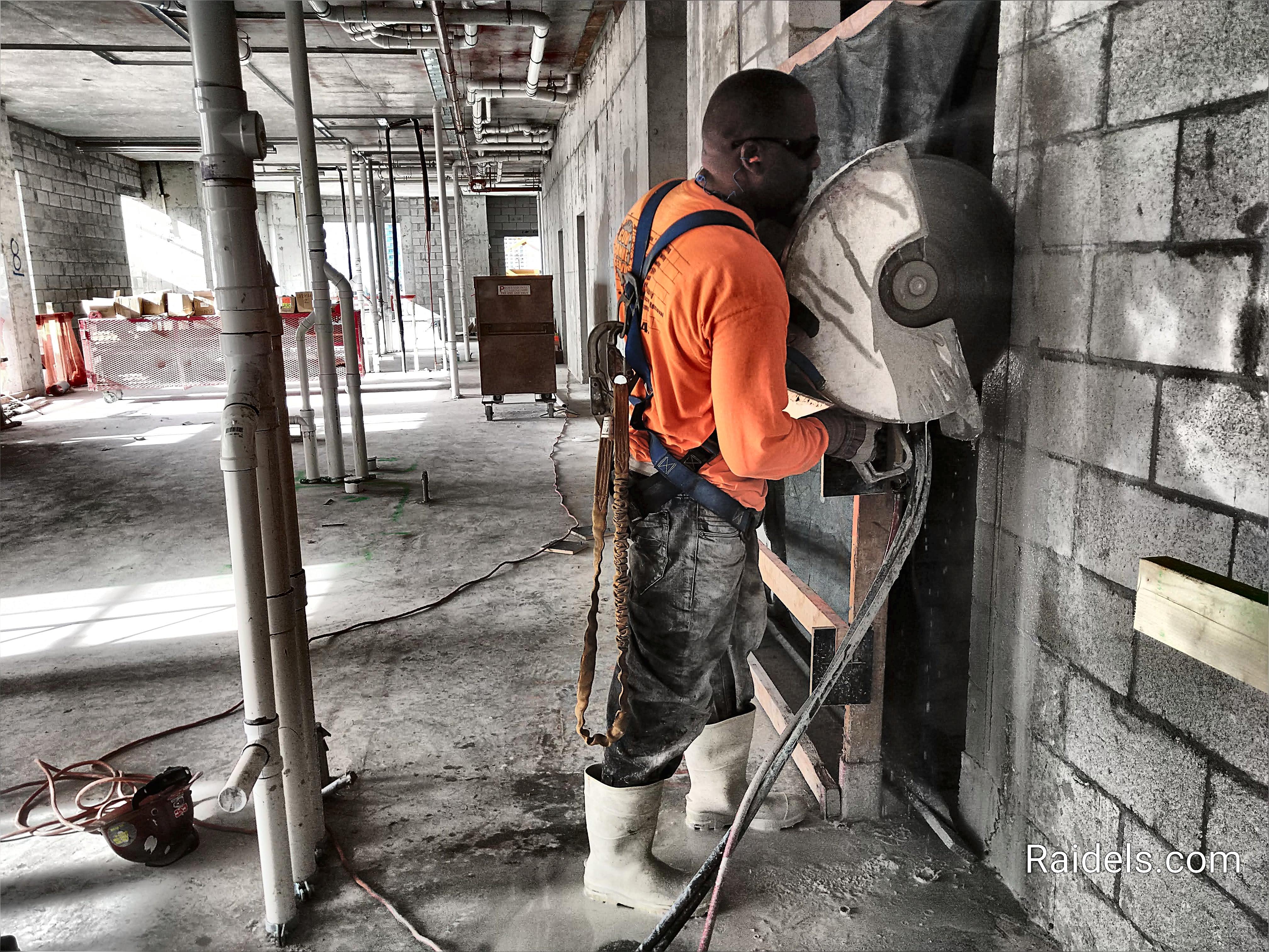 Cutting Walls