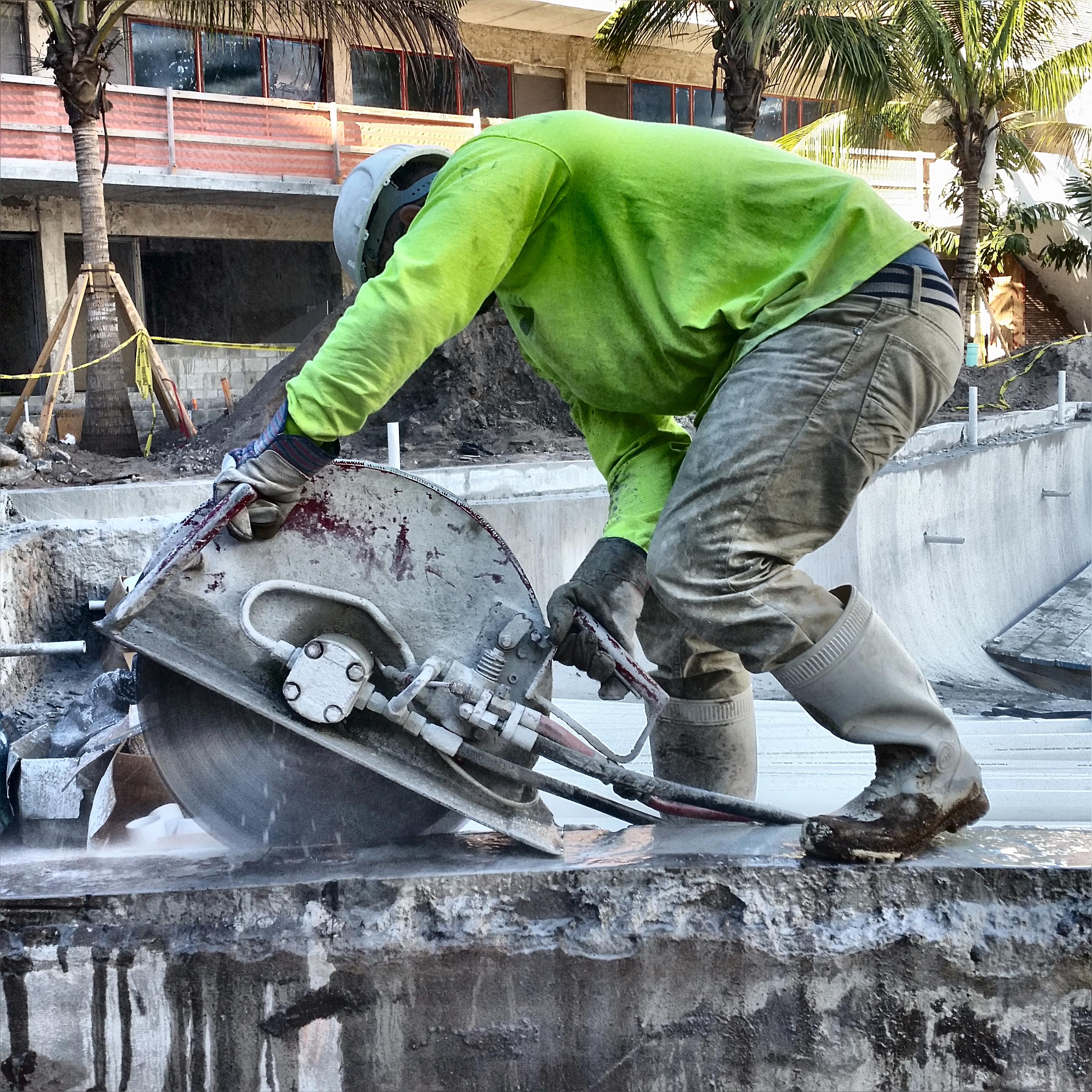 Cutting Pool