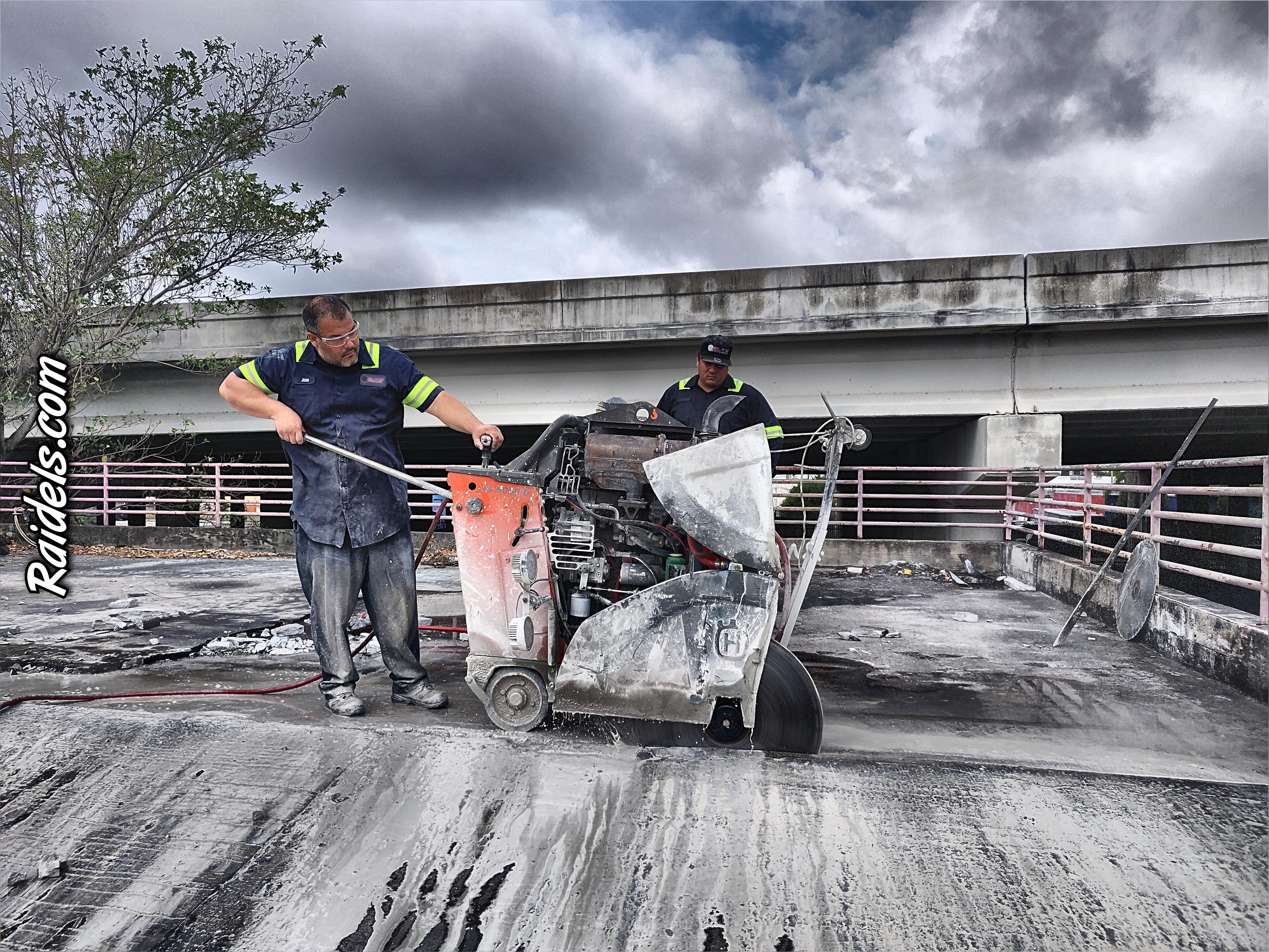 Cutting a bridge