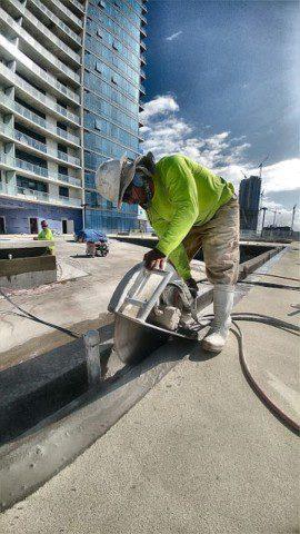 Concrete Cutting Miami